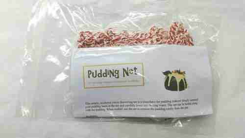 pudding net twine in pack