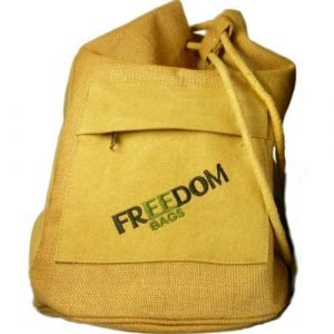 Freedom Bag - Backpack -rucksack Yellow
