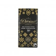 Divine dark chocolate 90g bar