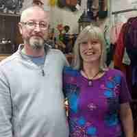 About us: Richard and Julie, Near & Fair, Fair Trade gift shop in Hull