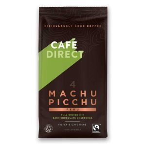 Cafédirect ground coffee: Machu Picchu