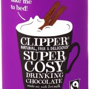 Clipper Drinking Chocolate: Super Cosy Hot Chocolate
