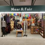 Near & Fair, a fair trade shop based in Trinity Market Arcade, Hull. An eco, ethical shop